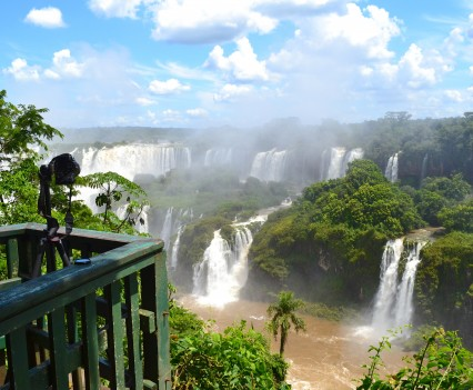 Bien profiter des Chutes d'Iguazu