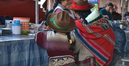 Pérou marché San Pedro à Cusco