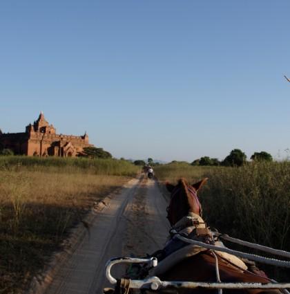 Retour en Birmanie un an après…
