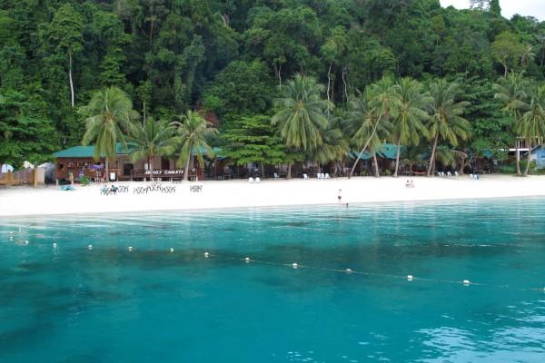 Malaisie Perenthian Island Abdul Chalet