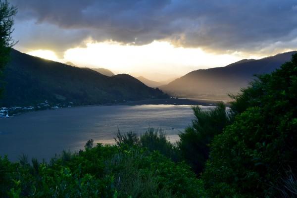 Nouvelle Zelande Cullen Point
