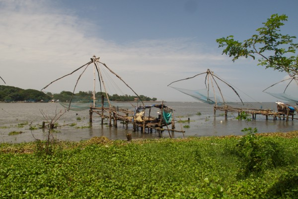 Fort Cochin carrelet chinois