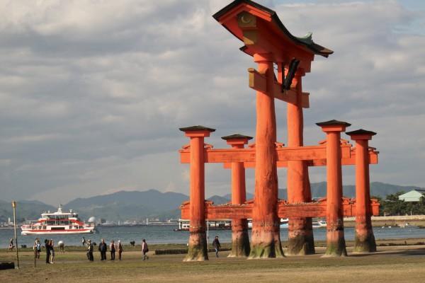 Miyajima au Japon