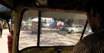 premières impressions d'un voyage en inde