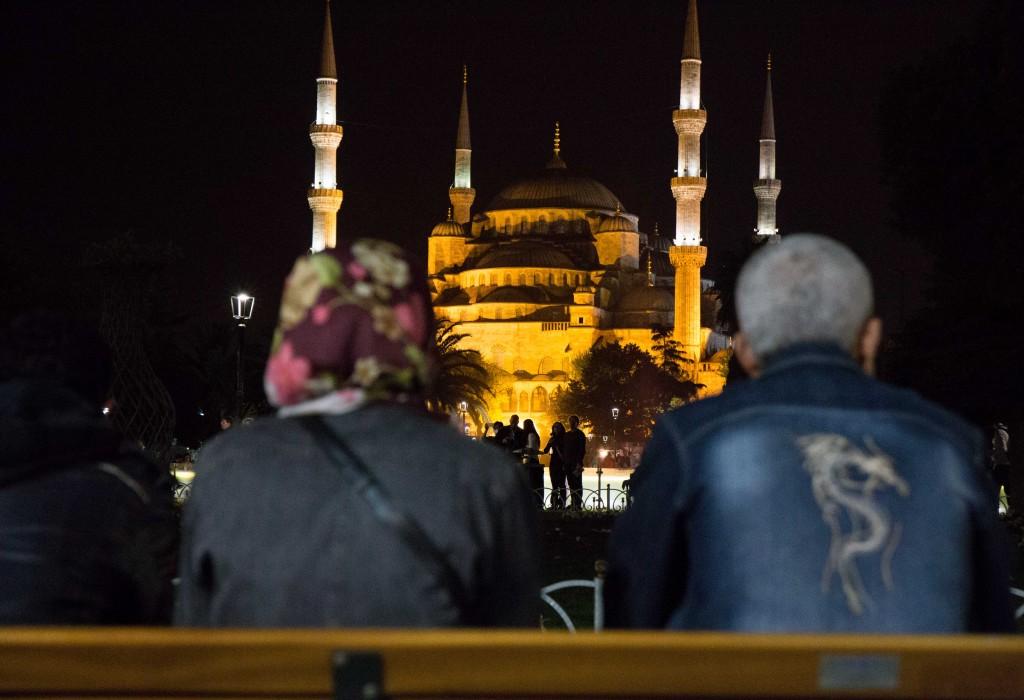 Découvrir Istanbul Mosquée Bleue-2