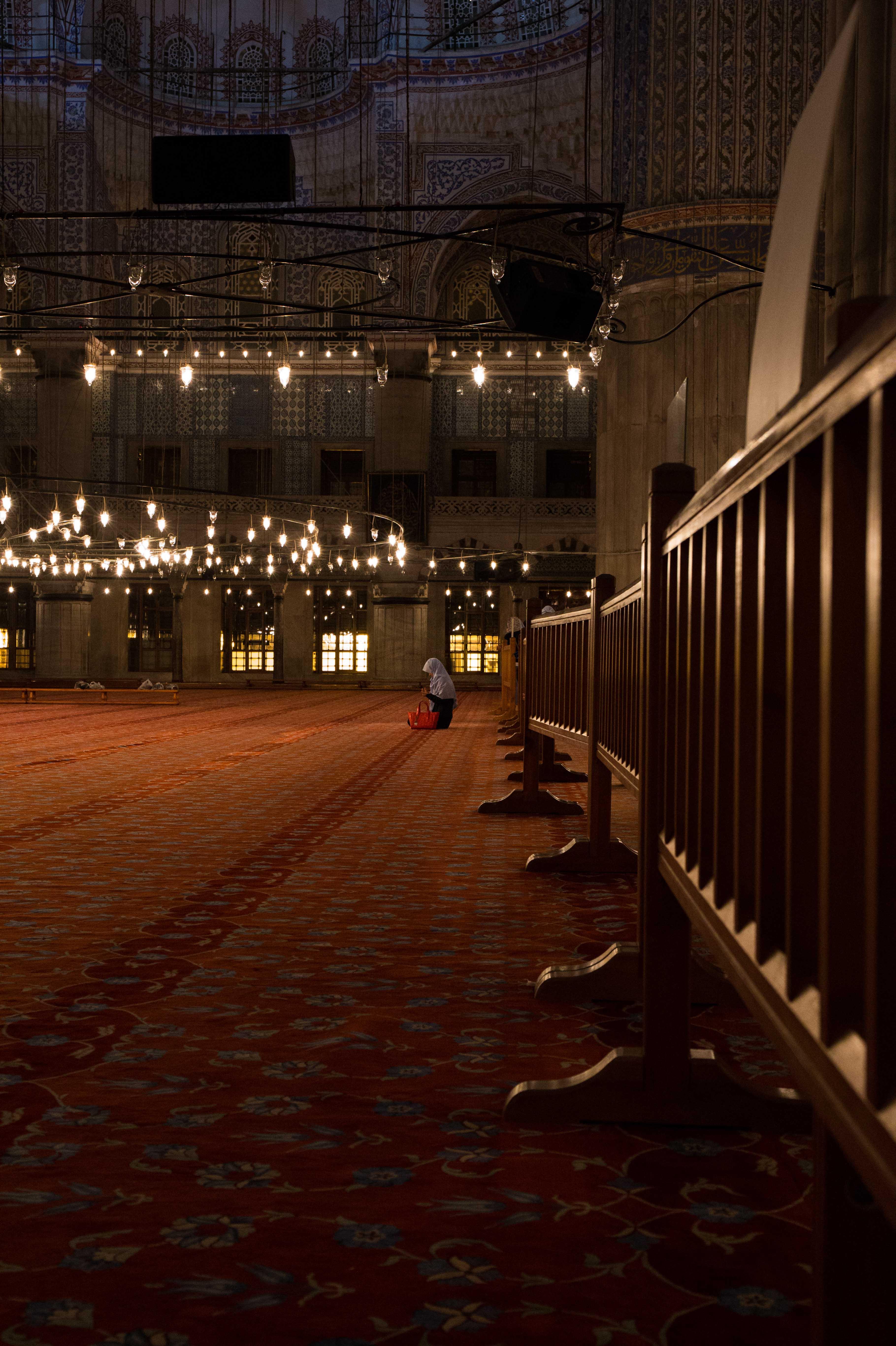 Découvrir Istanbul Mosquée Bleue-4