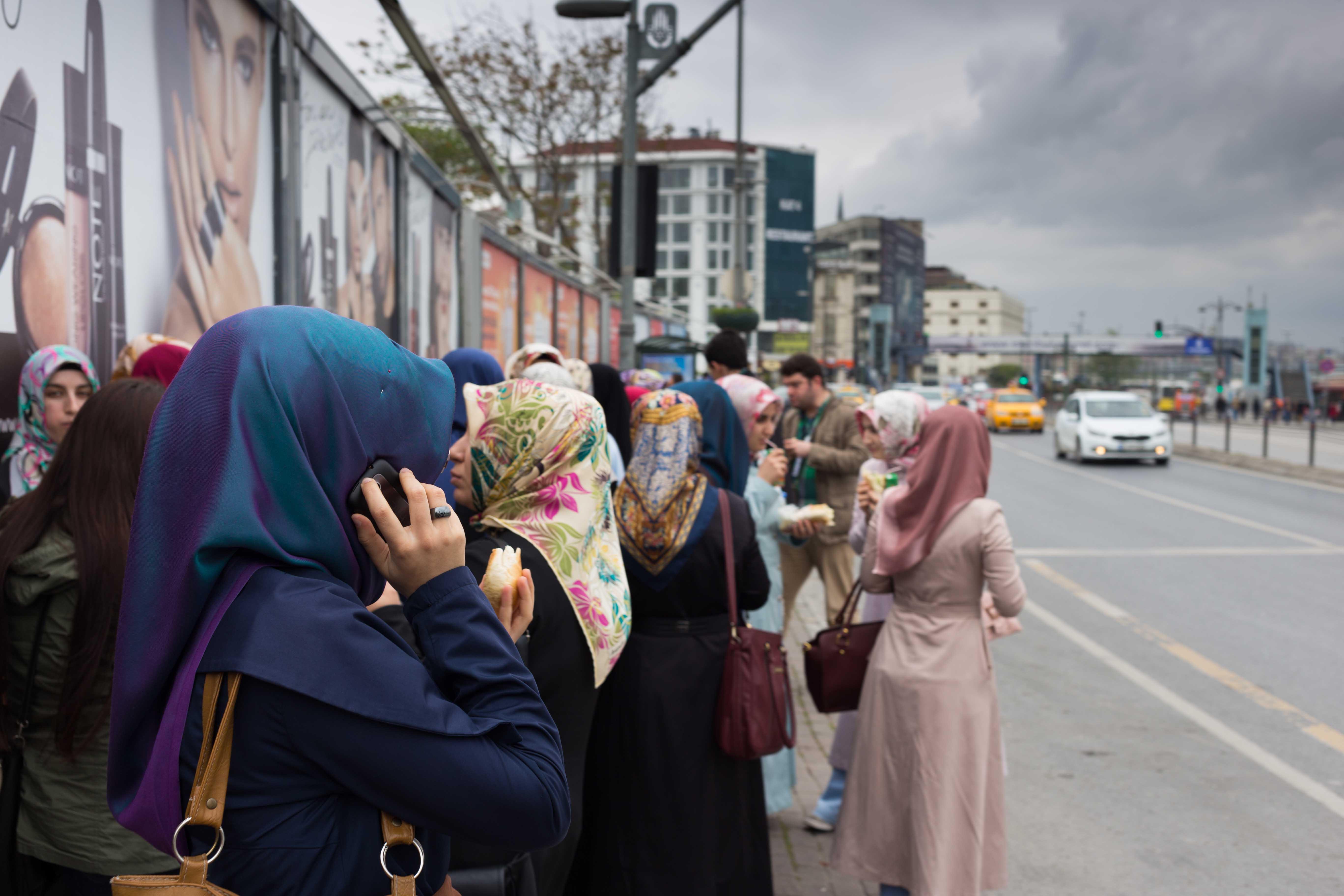 Découvrir Istanbul Mosquée Bleue-5