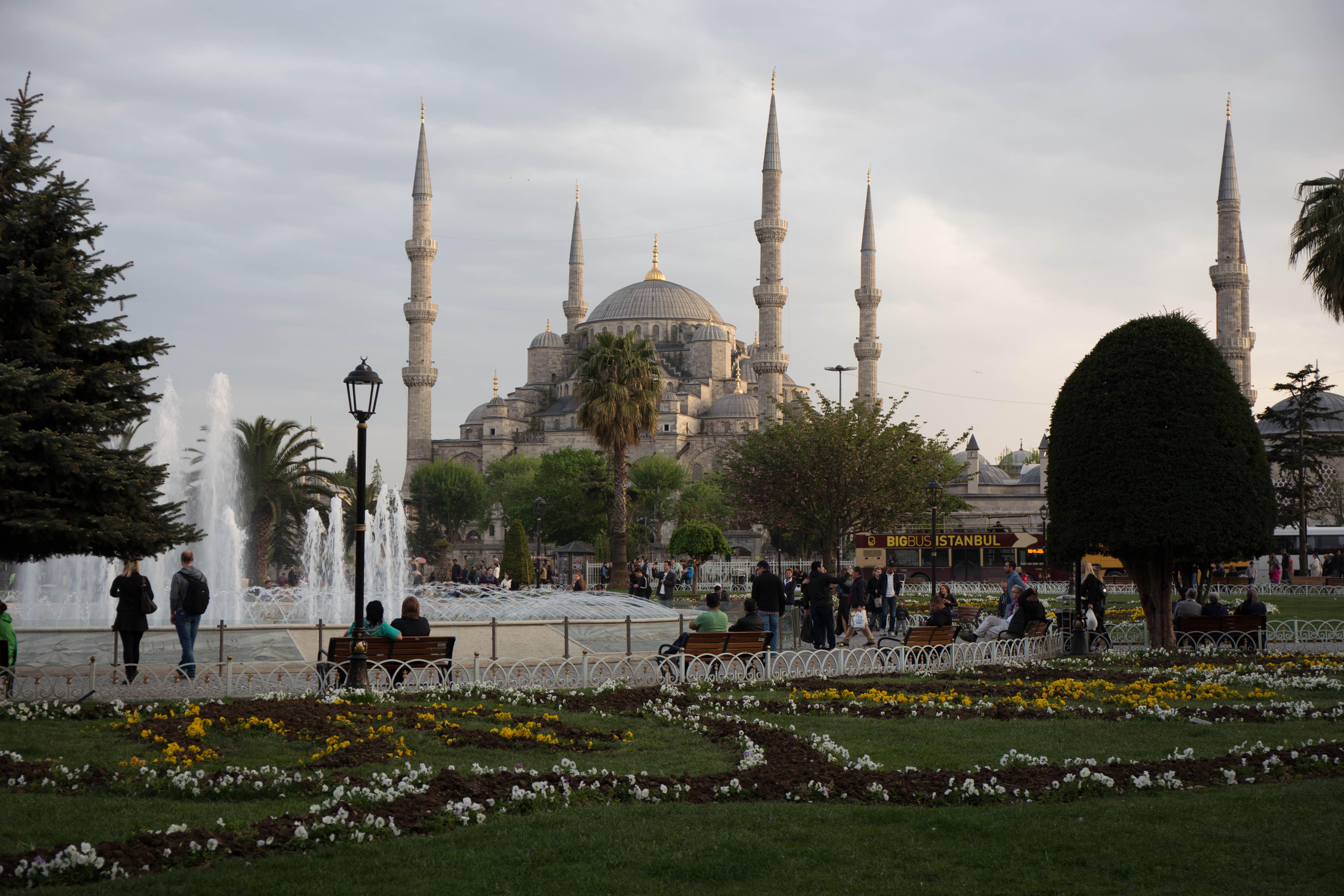 Découvrir Istanbul historique-11