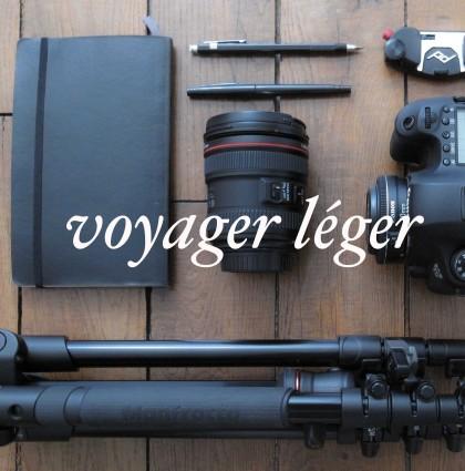 Voyager léger