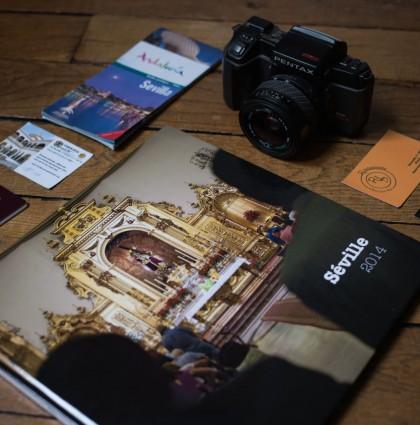 De retour de Séville : test du livre photo CEWE